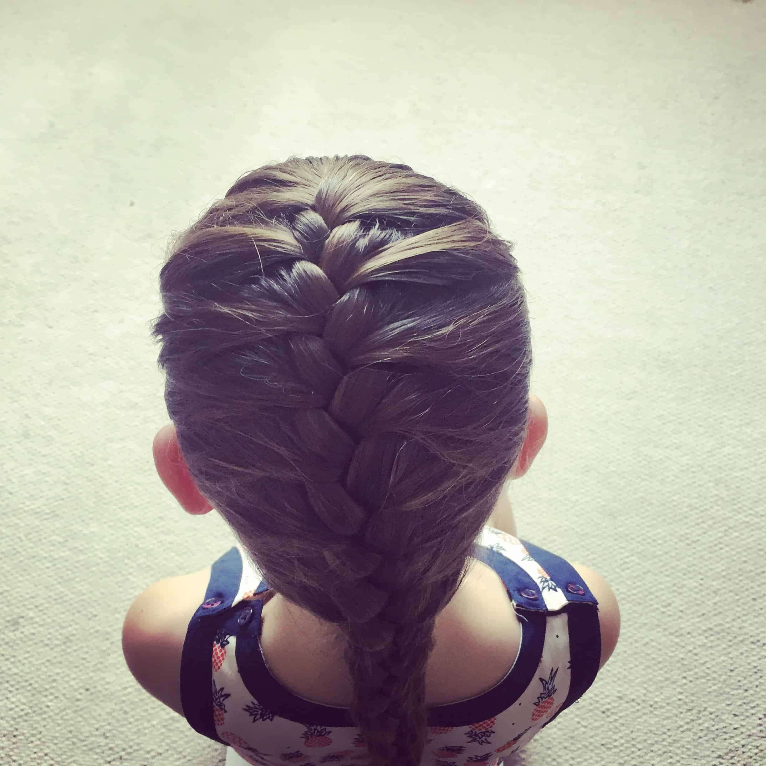 french plait