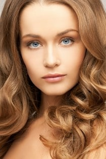 Styles you can learn with your straighteners big curls pic