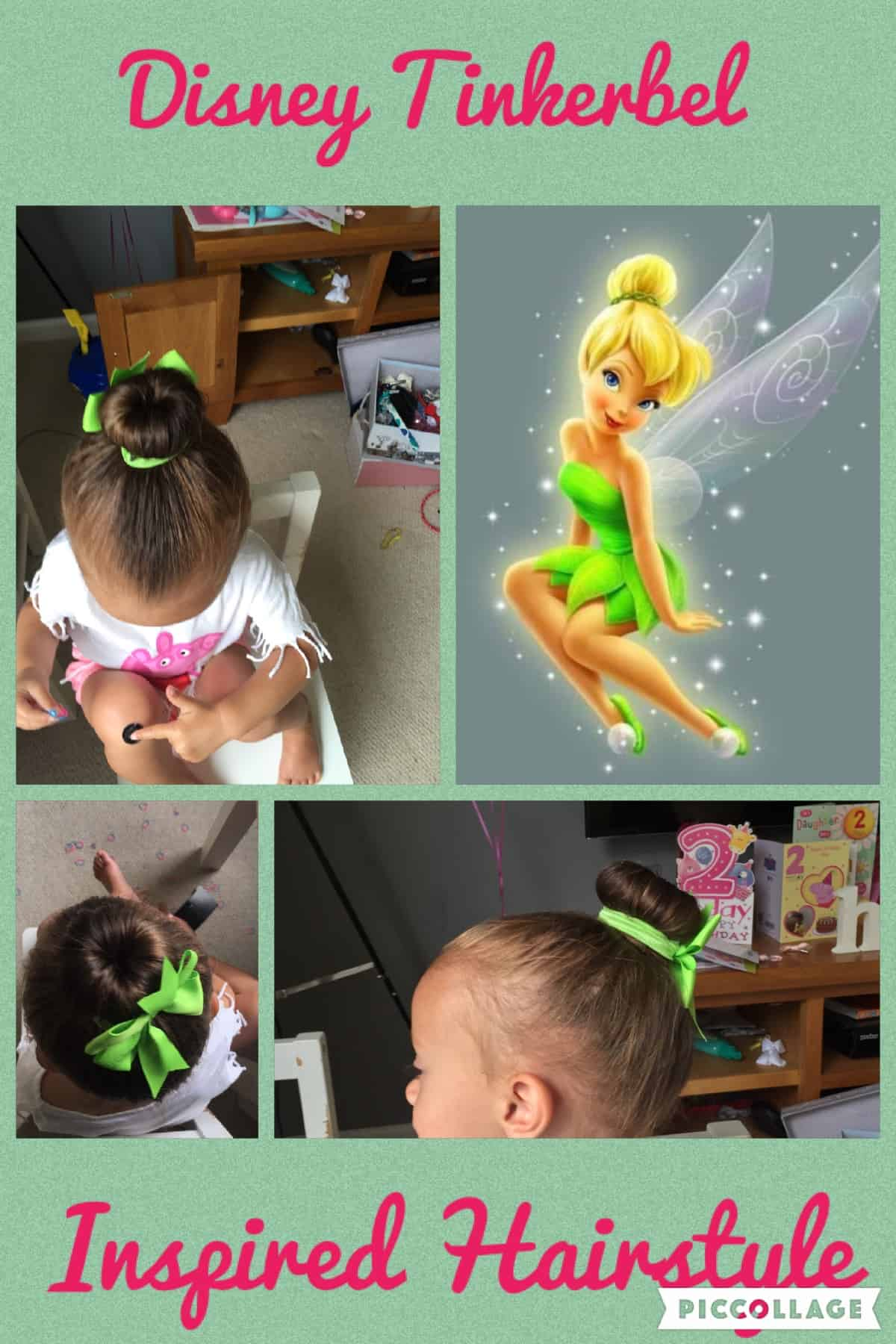 tinkerbel hairstyle