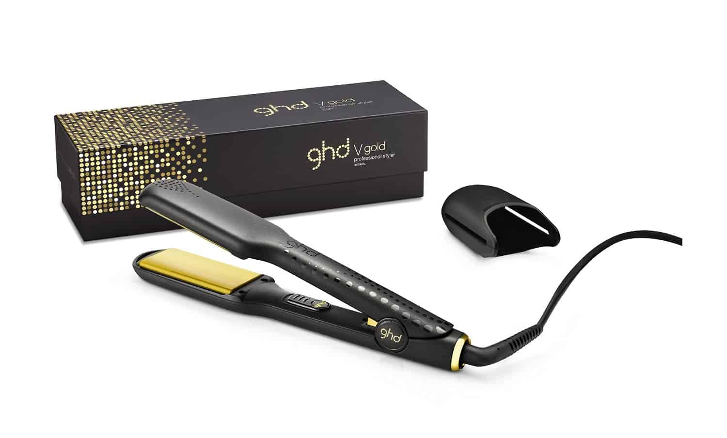 Best hair straighteners for curling hair ghd v gold classic