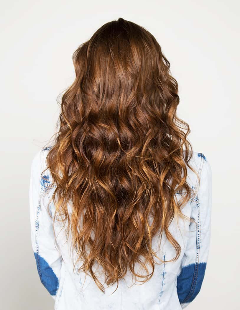 Best Way To Curl Your Hair Extensions Mini Guide Updated