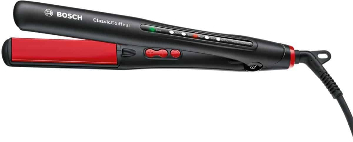 bosch hair straightener