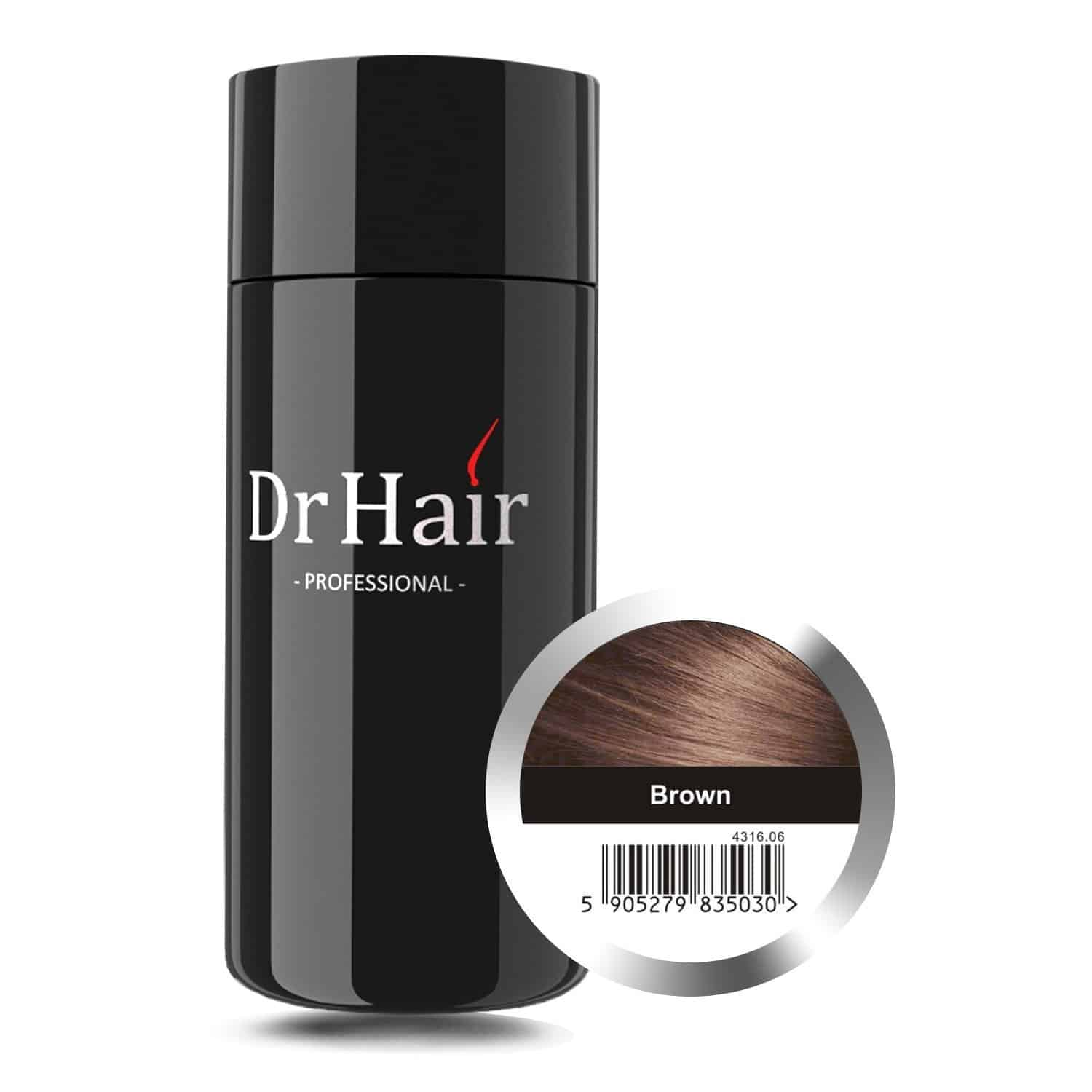 Dr hair spray