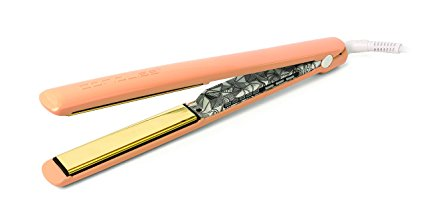 corioliss rose gold straightener
